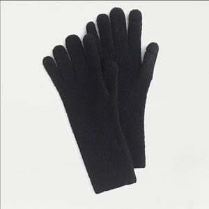 J.Crew Ribbed texting Gloves
